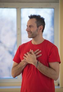 Dominic Tambuzzo, Ayurveda Montreal, Healing Montreal, massage Montreal, Yoga Montreal