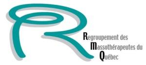 RMQ Regroupement des Massotherapeutes du Quebec logo
