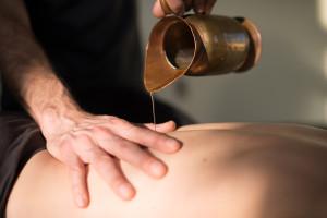 Ayurveda Montreal massage oils